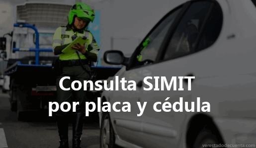 Consultar SIMIT